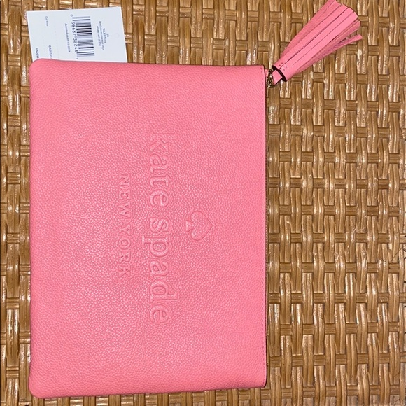 kate spade Handbags - Kate Spade Clutch with Tags *Never Used*
